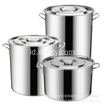 Bucket Sup Tebal Stainless non-magnetik